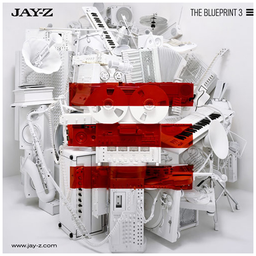 Jay-Z unveils Blueprint 3 album cover & tracklist